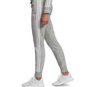 NWT!!  Women's Adidas fleece joggers!